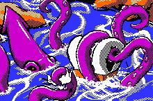 River Kraken Attack