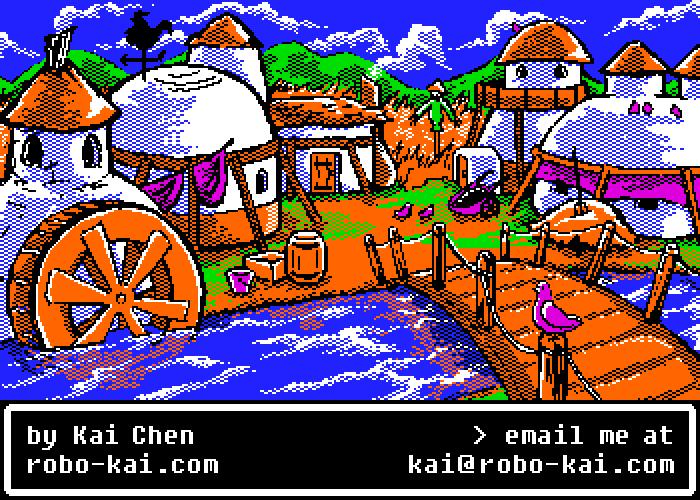 Arcadian Village
