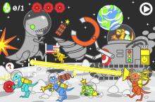 ROBOT-REX: Moon Base (Moon Boss)